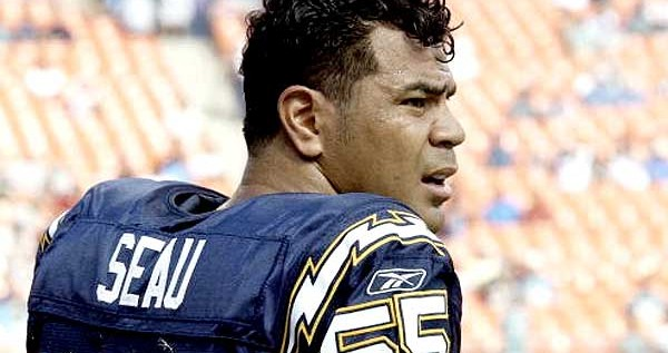 "NFL Legend Junior Seau Found Dead At 43; ""Suicide"" Suspected"