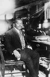 Black History Presents – Daily knowledge: Marcus Garvey (Day 11)