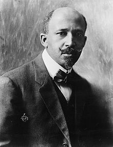 Black History Presents  Daily knowledge: W.E.B. Du Bois (Day 22)