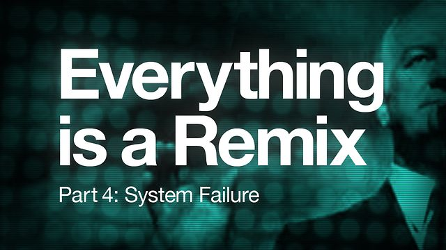Kirby Ferguson – Everything Is A Remix Part 4 [Video]