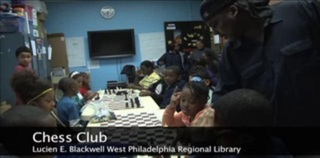 Walnut Hill: Chess Club Shows Youth the Right Moves [Video]