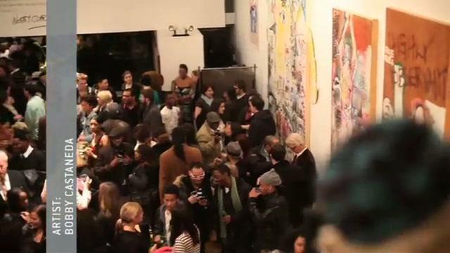 Grand Opening of Damon Dash's DD172 (Video)