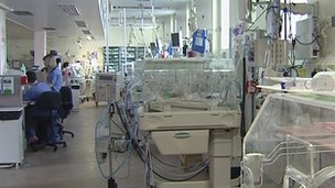 Sink Taps Source Of Infection That Killed Three Babies