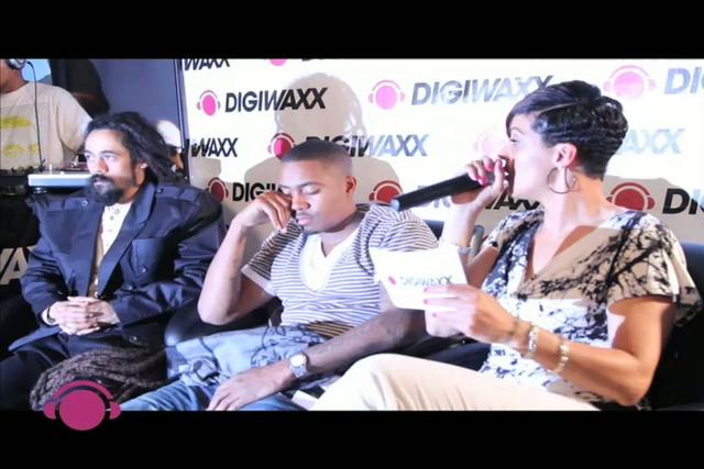 Nas &#038; Damian Marley &#8211; Distant Relatives Music Meeting @ Digiwaxx Pt. 2 (Video)