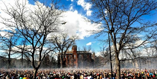 Stench Deployed Against 420 Rally In Colorado