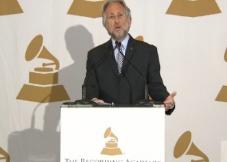 Neil Portnow Discusses Grammys' Award Consolidation