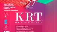 [EVENT] @Curran_J Presents: K.R.T. New Online Store Launch
