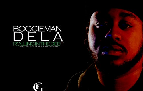 @BoogieManDela &#8211; Rolling In The Deep [Freestyle]