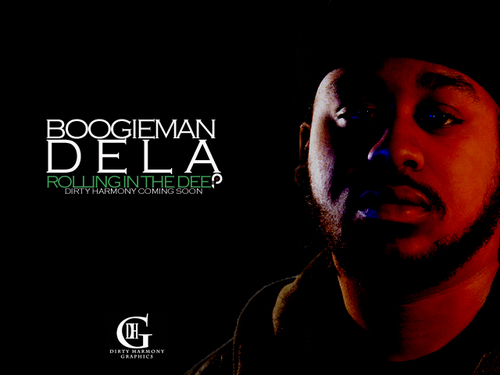 @BoogieManDela – Rolling In The Deep [Freestyle]