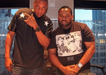 Jay-Z x Raekwon Collabo Coming Soon?