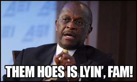 The Mystery of Herman Cain and the Donna Summer Lyrics