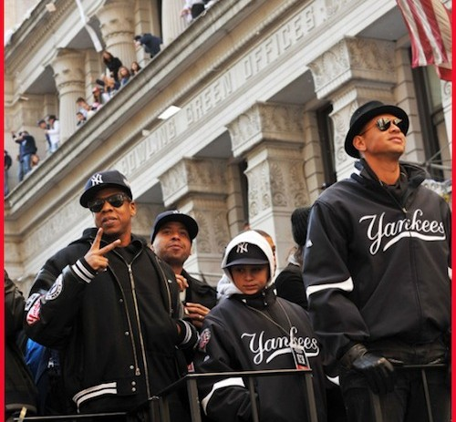 Who Really Invented #Swag ??; Rocawear Partners With The New York Yankees