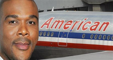Soul Plane: Tyler Perry Buys American Airlines; Changes Name To African-American Airlines