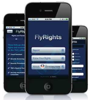 Report TSA Abuse With New Free @FlyRightApp