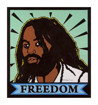 Mumia Abu-Jamal – Big Brother 'legal' in US:  [Video]