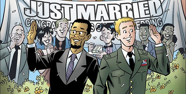 The HomoSexual Agenda: Next Stop, ComicBooks??