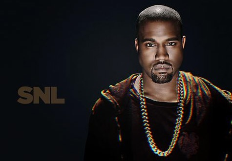 Kanye West (@KanyeWest) – SNL Performances (#NewSlaves #BlackSkinhead) [Video]