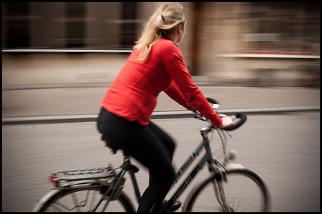 Riding Bikes Harmful To Female Sexual Health