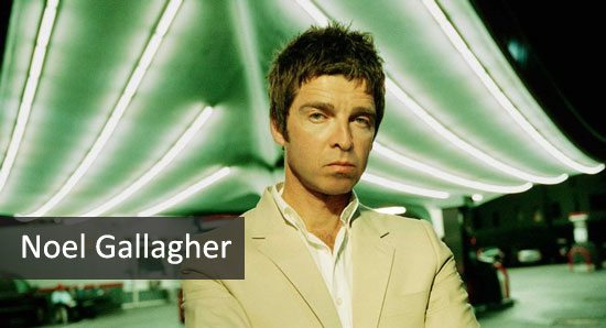 "Noel Gallagher: ""Albums Are Now Made By Committees And Focus Groups."""