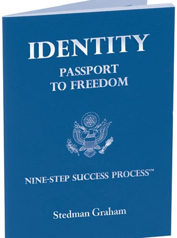 Identity – Passport to Freedom: Nine Step Success Process By Stedman Graham