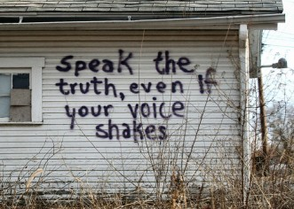 #LanaSpeaks: Speak The Truth by: Lana Adams (@LanaDot)
