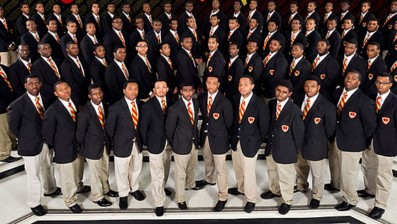 Third Straight Year of 100% College Admission at Urban Prep Academy