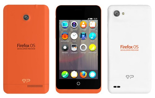 Mozilla's Firefox OS Brings The $50 smartphone Within Reach