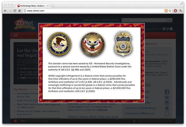 Everybody Pirates: RIAA, Homeland Security Caught Downloading Torrents