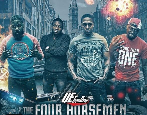 The Four Horsemen (@Hmanpc, @KreForch, @ChicRaw, @ChinkDaGreat) – Open Letter Freestyle