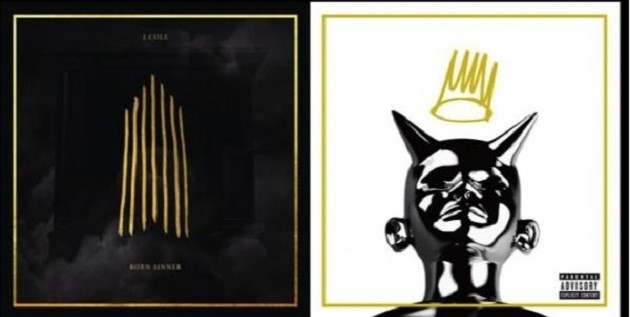 J. Cole (@JColeNC) – Born Sinner [Album]