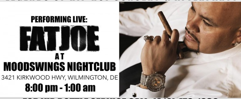 [EVENT] The Legends Of Hip-Hop: @FatJoe LIVE June 7th Powered By: @IAmShayStar