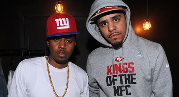 J. Cole (@JColeNC) – Let Nas Down (Remix) Feat. Nas (@Nas) [Made Nas Proud]