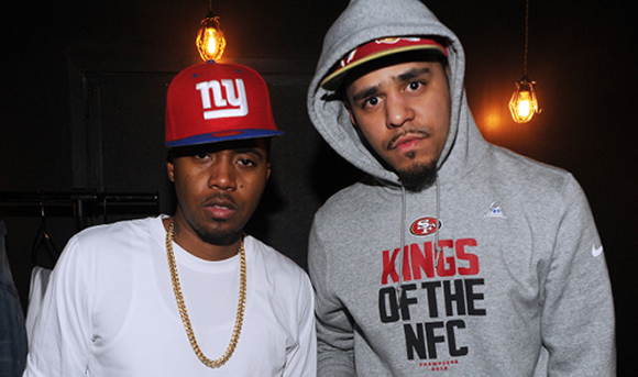 J. Cole (@JColeNC) – Let Nas Down (Remix) Feat. Nas (@Nas) [Made Nas Proud]