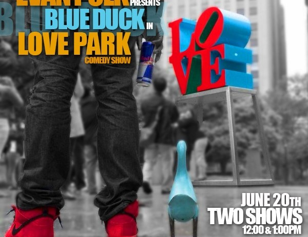 [EVENT] Evan Polk (@EvanPolk) Presents: #BlueDuck LIVE June 20th @Love_Park