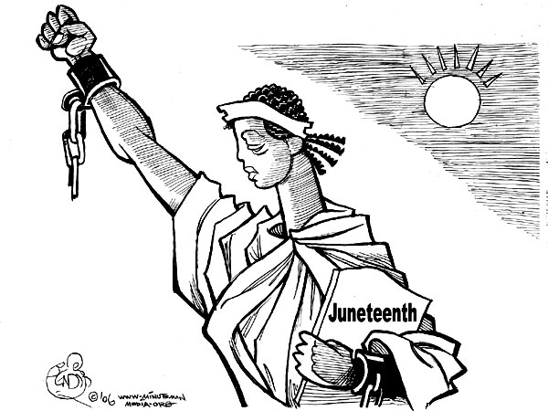 Do The Knowledge: What Is #Juneteenth?