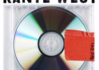 Kanye West – Yeezus! [Album]