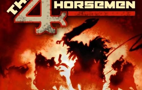 @MathematicsWU – 4 Horsemen Feat. @GhostfaceKillah, @INSpectahDECKWU, @MethodMan & @Raekwon