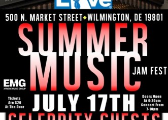 [EVENT] II Extreme Entertainment Presents: Summer Music Jam Fest