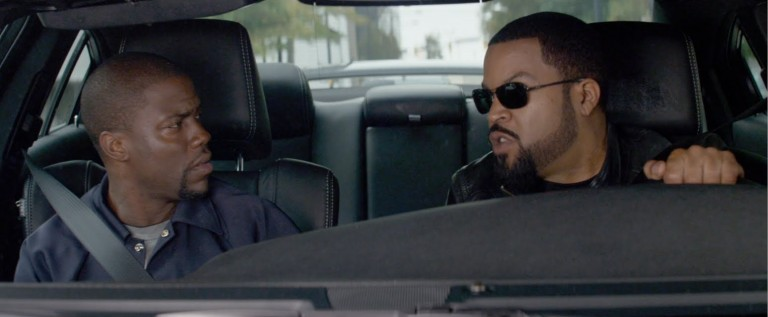 Kevin Hart & Ice Cube in Ride Along Trailer [Video]