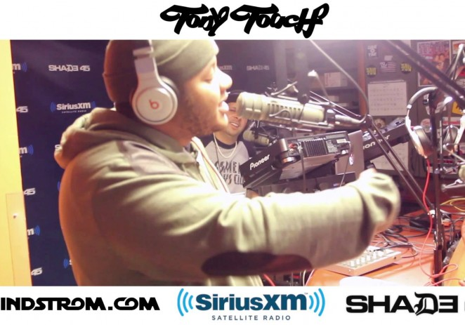 DJ Tony Touch – @BlackThought @ChillMoody @M1DeadPrez @Apollo_TheGreat & More on #TocaTuesdays [Video]