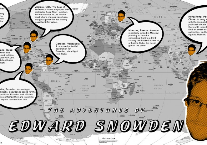 The Fear: Putin Warns Snowden Not To Hurt U.S.-Russian Relations
