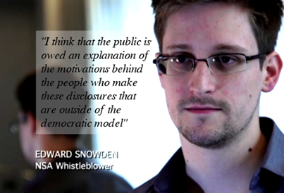 President Obama: Guarantee Due Process For Edward Snowden