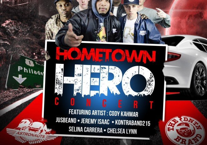 [EVENT] Astronauts Really Fly Presents Hometown Hero Concert July 19th