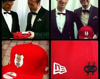 New Era (@NewEraCap) x Maison Filipi (@MaisonFilipi) for Novak Djokovic (@DjokerNole)
