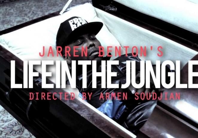 Jarren Benton (@JarrenBenton) – Life In The Jungle [Music Video]