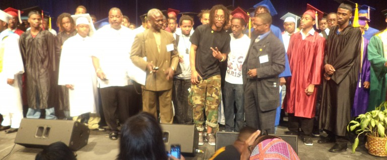 """Lupe Fiasco Ignites National Conversation on the """"Terrible, Substandard Education"""" of Black Men in America"""
