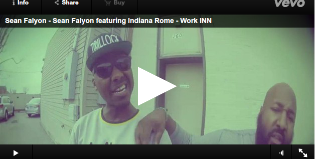 Sean Falyon (@SeanFalyon) – Work Inn Featuring Indiana Rome (@IndianaRome)