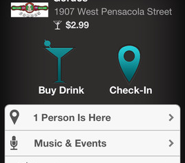 """New Orleans Saints Jon Vilma's App """"BarEye"""" Lets You Order Drinks At Bars (And Flirt) From Your Smartphone"""
