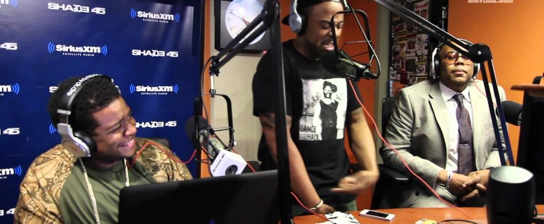 Rugz D. Bewler (@RugzDBewler) & Dice Raw (@DiceRaw) Freestyle on 'Sway In The Morning' [Video]