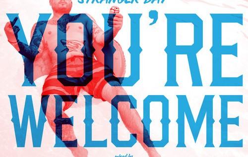 Stranger Day (@StrangerDay) – You're Welcome [Album]